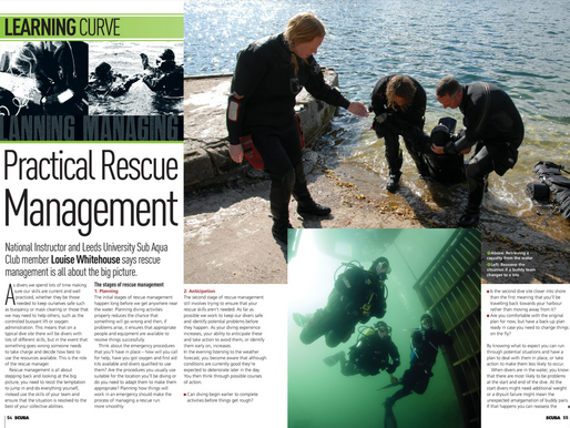 Practical Rescue Management
