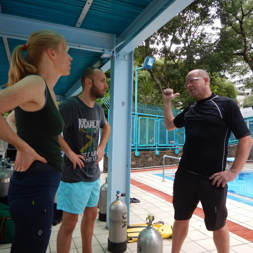 Ocean diver course 2016_2