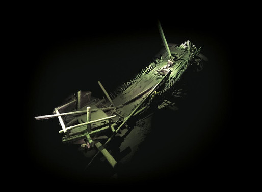 Shipwrecks of the Black Sea: Finding an Underwater Graveyard