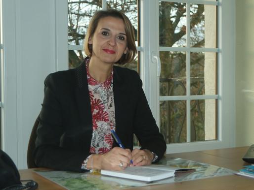 Portrait de Maire  : Nadine WANTZ