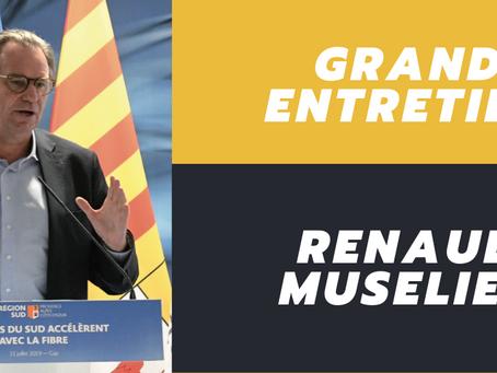 Grand Entretien : Renaud Muselier
