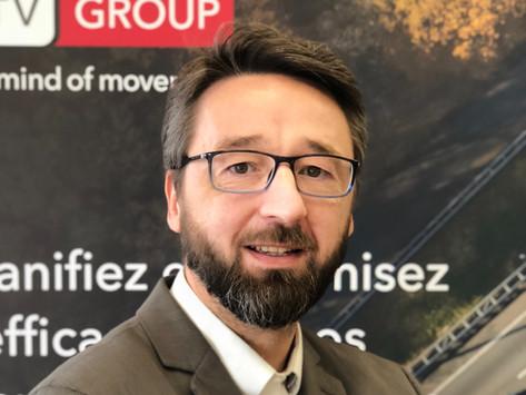 Rencontre avec DIDIER SCELLIER Directeur général de PTV France