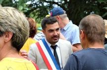 Entretien avec Julien Perrin Maire de Saint-Georges-de-Mons