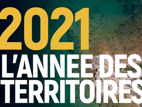 2021 ? L'année des Territoires !