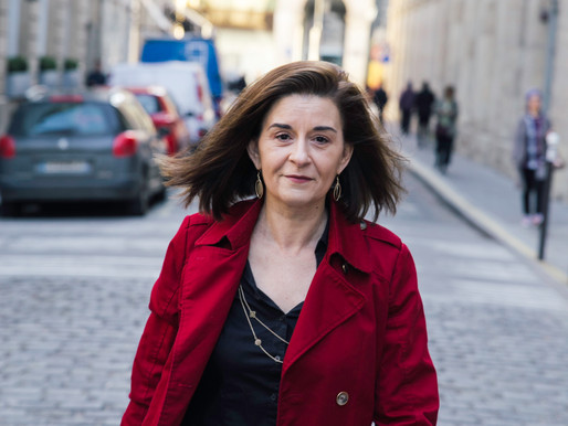 Grand entretien avec Karine GAUTREAU