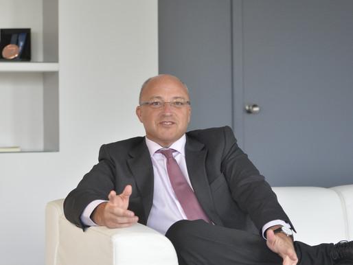 Grand Entretien avec Damien Castelain : Président de la  Métropole Européenne de Lille