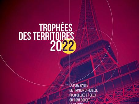 Trophées des Territoires 2022 : Top Départ !