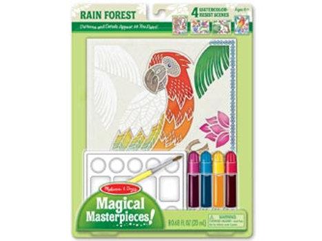 Melissa & Doug – Magical Masterpiece – Rain Forest