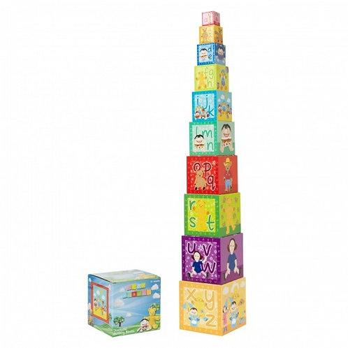 Play School Stackable Building Blocks