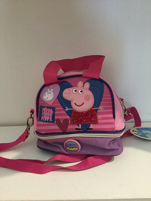 Peppa Pig Girls Soft Bag