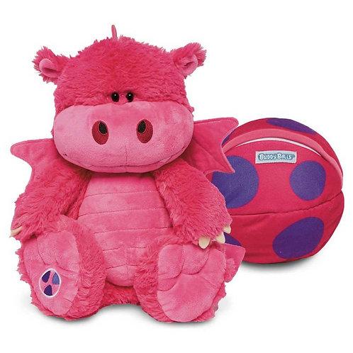 Buddy Ball - Fantasy Pink Dragon