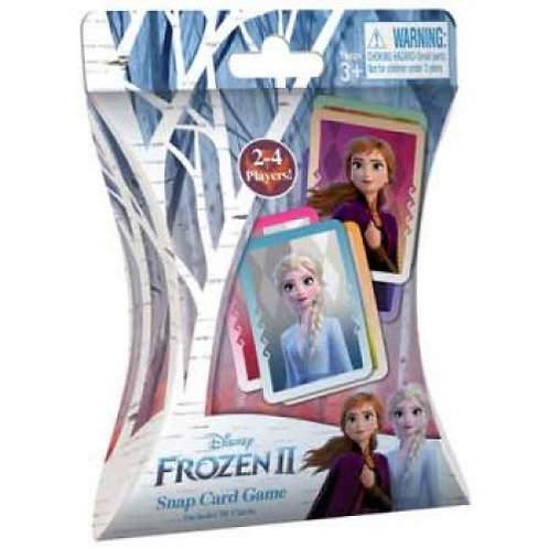 Frozen 2 Snap Card Game