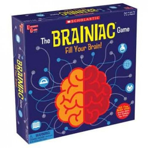 Scholastic Brainiac Game