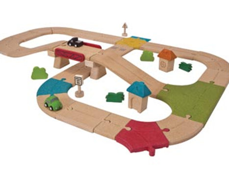 Plan Toys -  Roadway