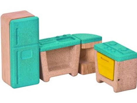 Plan Toys - Kitchen Furniture - Modern