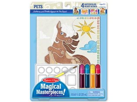 Melissa & Doug – Magical Masterpieces – Pets