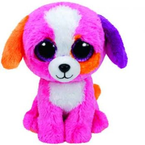 Ty Beanie Boo Regular - Precious the Pink Chihuahua
