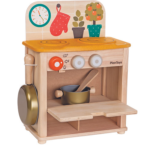 Plan Toys - Kitchen Set