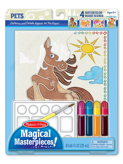 Melissa & Doug - Magical Masterpieces - Pets