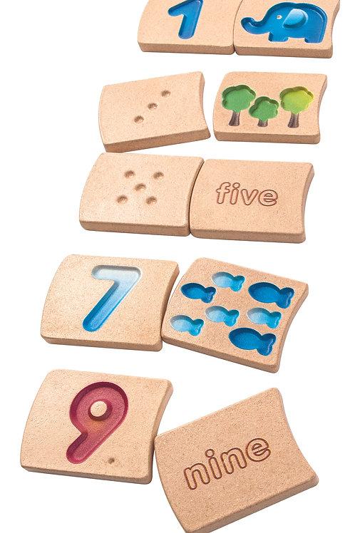 Plan Toys - Number 1-10