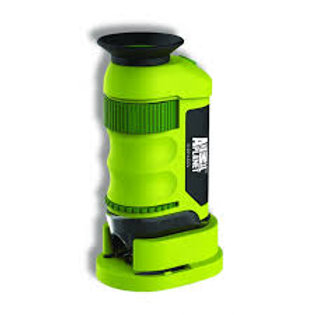 Animal Planet - 20x - 40x Handheld Microscope