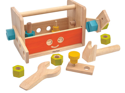 Plan Toys - Robot Tool Box