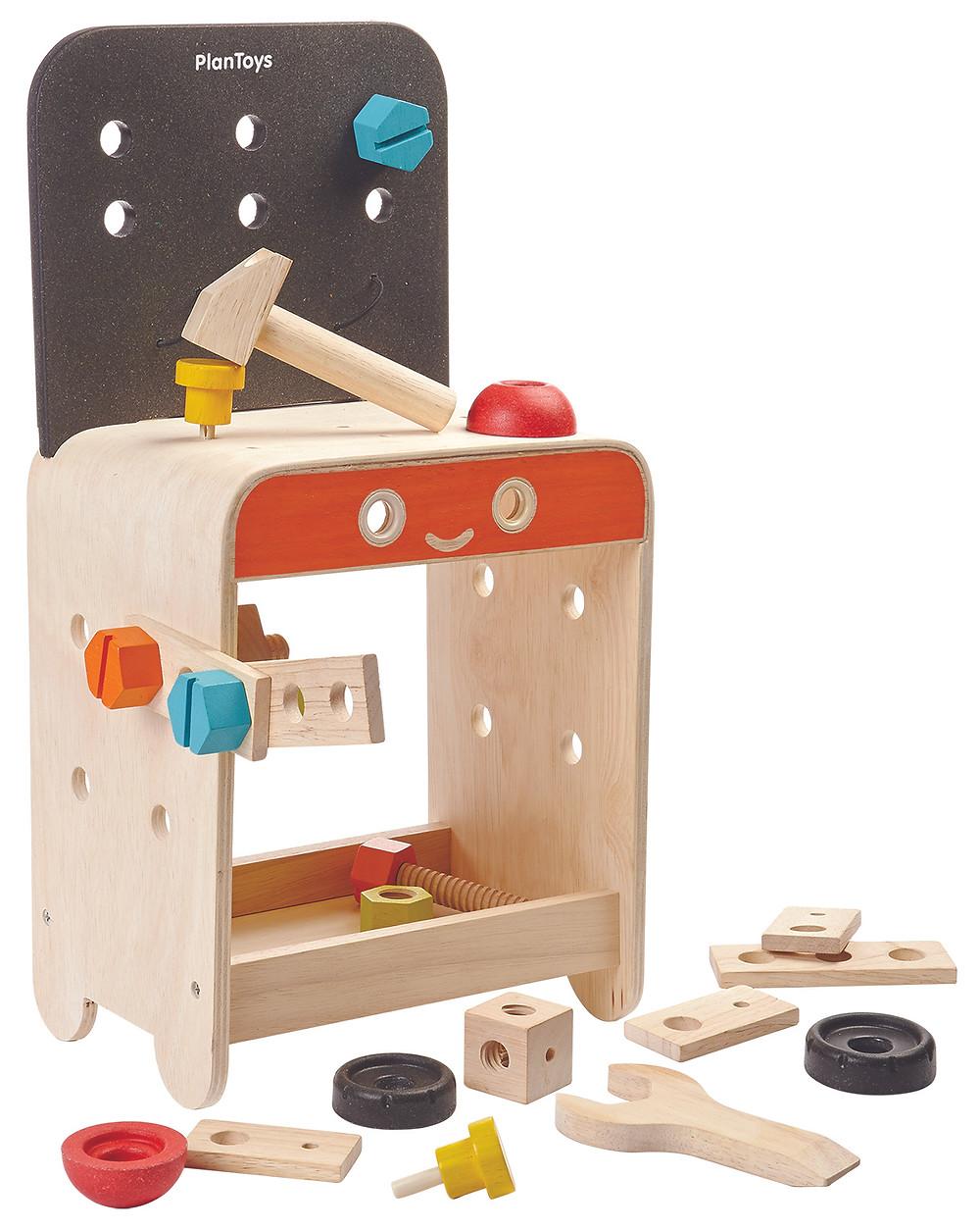 Plan Toys - Workbench