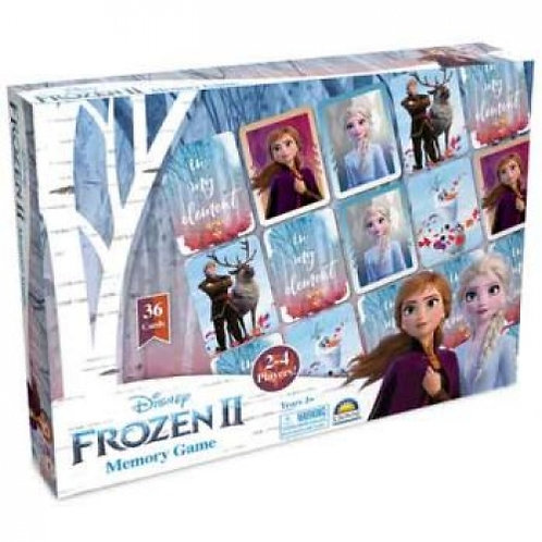 Frozen 2 Memory Game