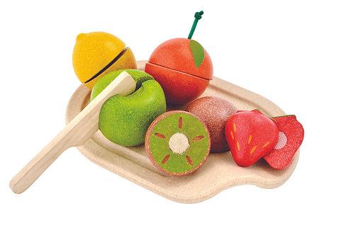Plan Toys - Assorted Fruit Set