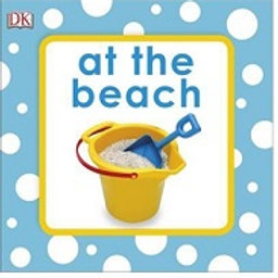 At The Beach : Bath Book