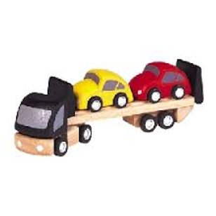 Plan Toys - Car Transporter