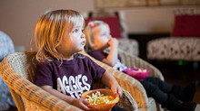 Does TV make kids naughty?