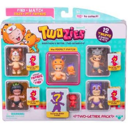 Twozies Series 1 Two-Together Pack