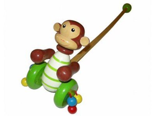 Push A Long Monkey