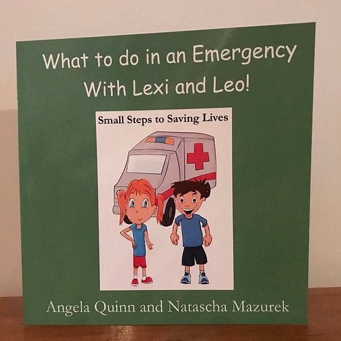Book- What to do in a Emergency