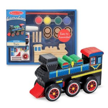 Melissa & Doug - Train - DYO