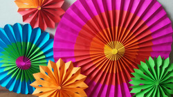 Rosetas de colores