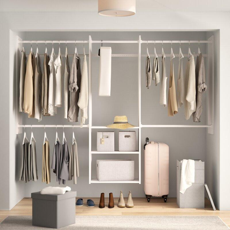 Wayfair Closet Organizer System