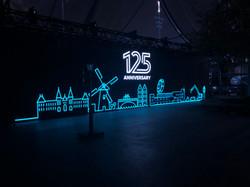 125 jaar Pon en opening MOVE