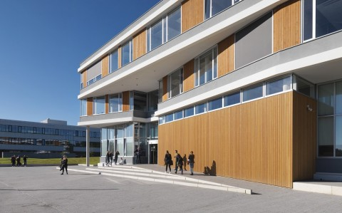 Opening vestiging ROC Friese Poort