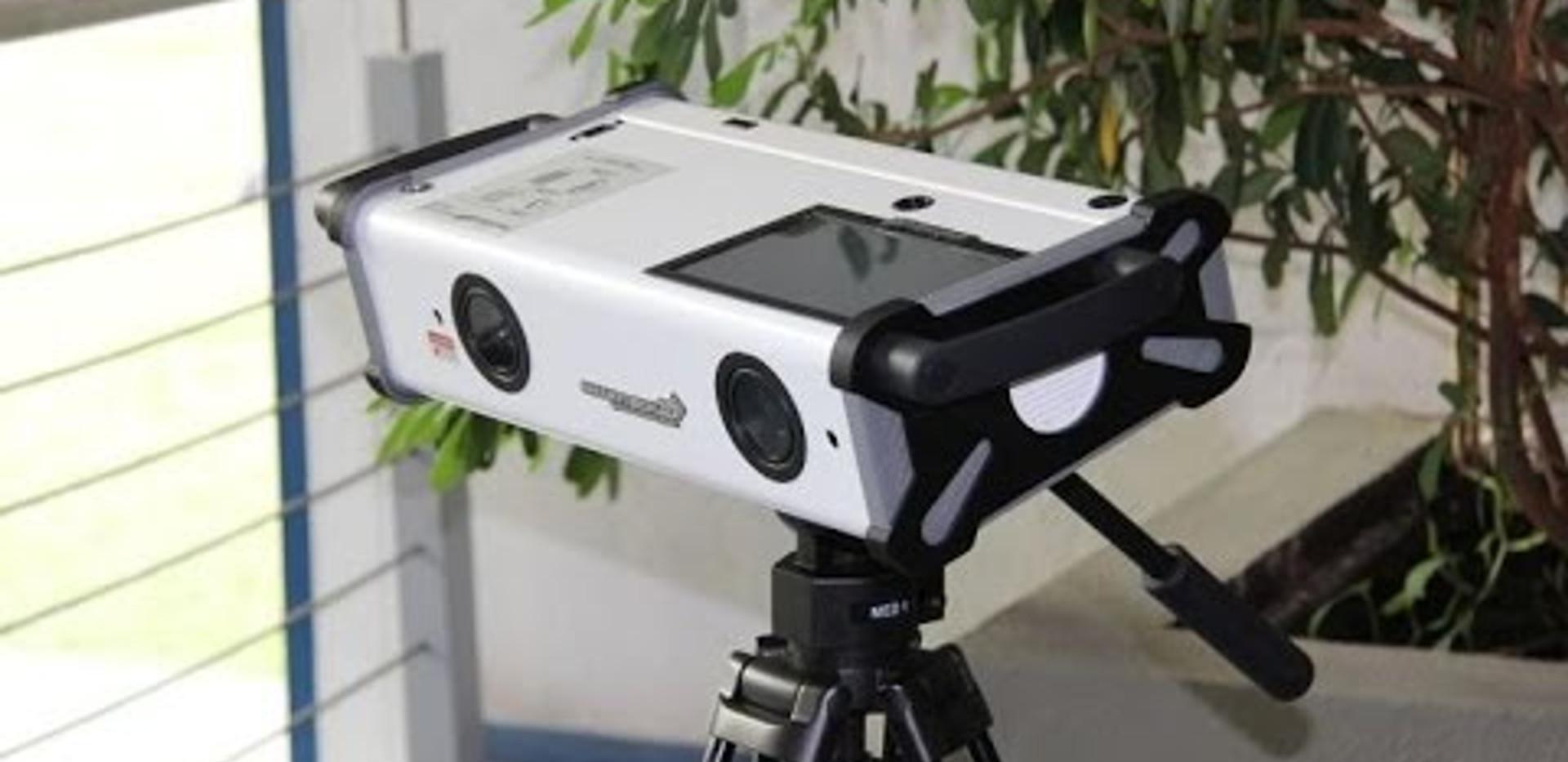 New 3D mobile scanner SMARTTECH 3D portable