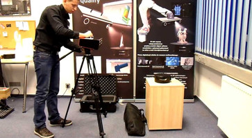 3D Scanning with the Universe