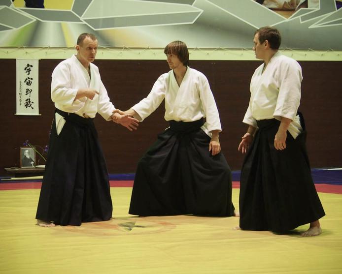В Перми пройдёт семинар по айкидо под руководством Алексея Дьякова (6 дан)