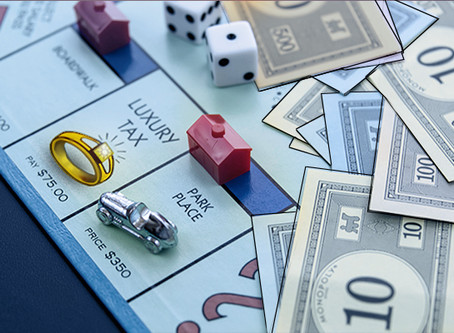 Life as a Monopoly Game