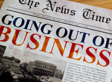 9 Signs your business is in trouble