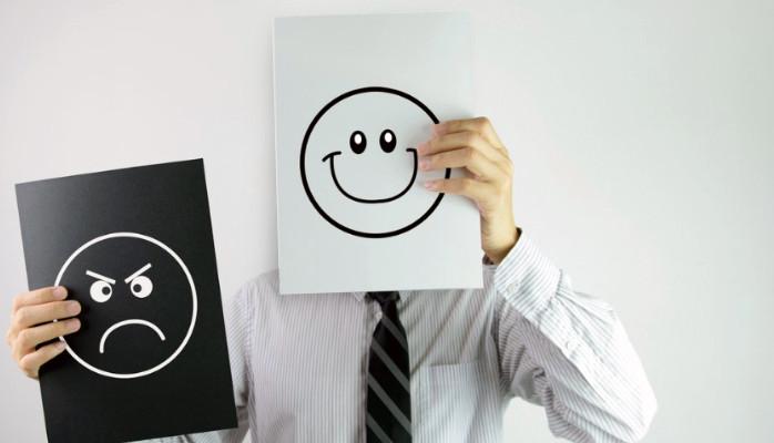 Happy or Sad emotion