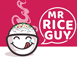 Mr Rice Guy logo