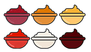 sauces icons