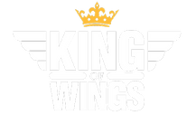 king of wings logo