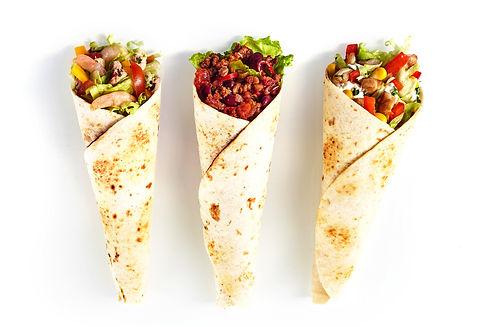 Burritolicious concept
